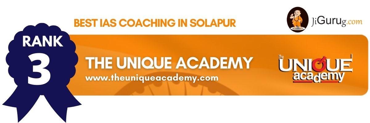 Top IAS Coaching in Solapur