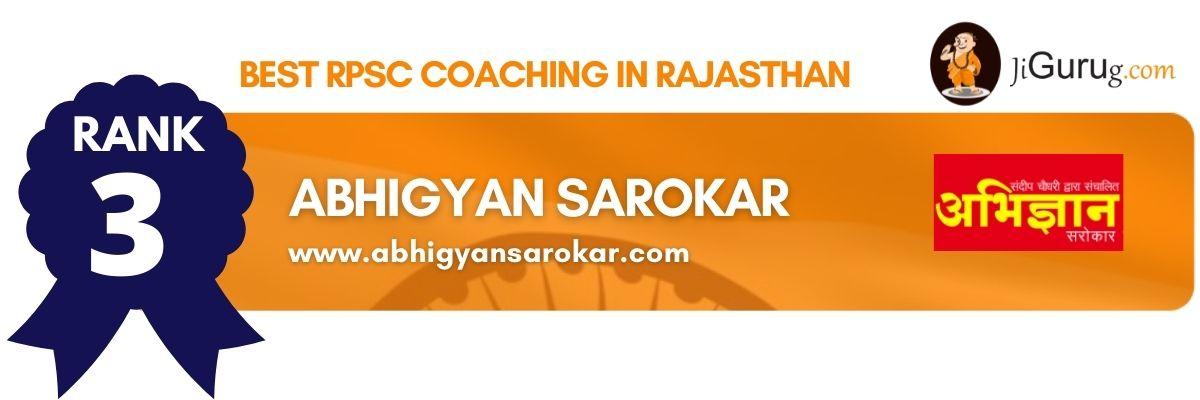 Top RAS Coaching in Rajasthan
