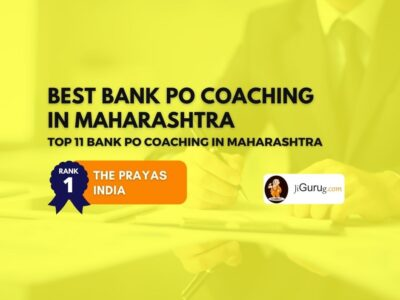 Best Bank PO Coaching in Maharashtra