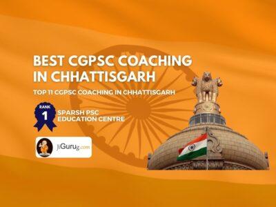 Top CGPSC Coaching in Chhattisgarh