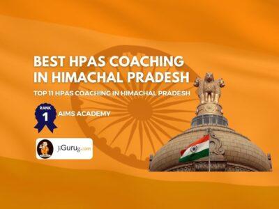 Best HPPSC Coaching in Himachal Pradesh