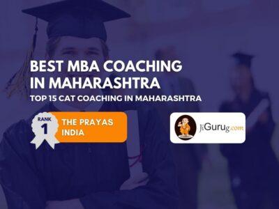 Top MBA Coaching in Maharashtra
