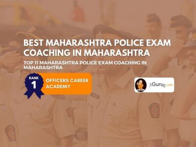 Best Police Coaching in Maharashtra