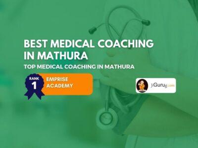 Best NEET Coaching in Mathura