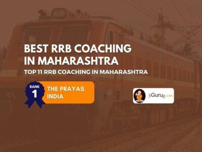 Best Railway Exam Coaching in Maharashtra