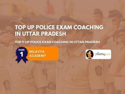 Top UP Police Coaching in Uttar Pradesh
