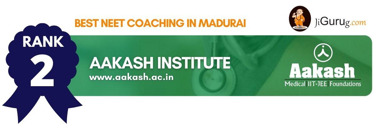Top NEET Coaching in Madurai