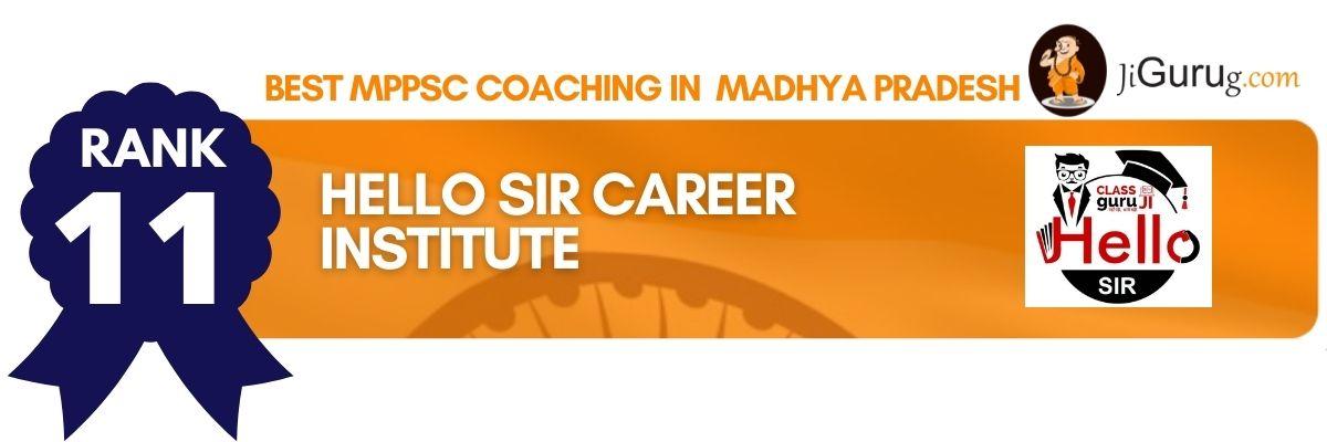 Best MPPSC Coaching in Madhya Pradesh