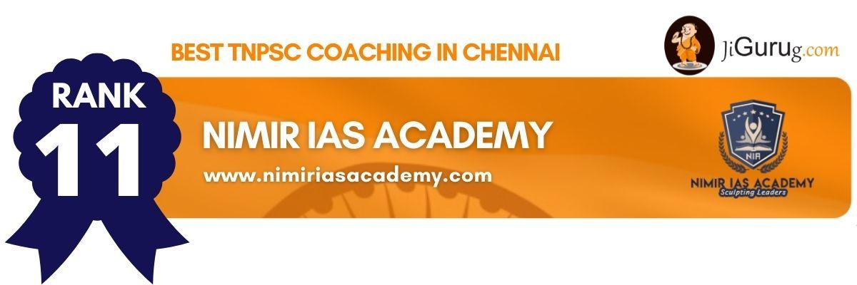 Top TNPSC Coaching in Chennai