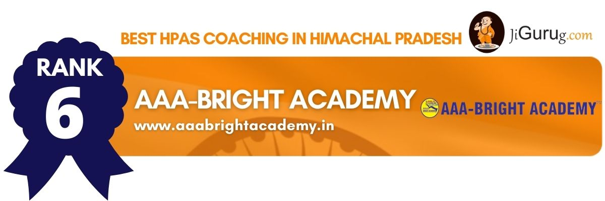 Top HPPSC Coaching in Himachal Pradesh