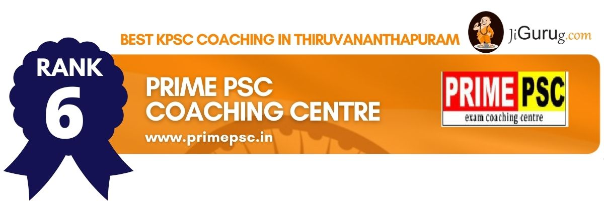 Top Kerala PSC Coaching in Thiruvananthapuram