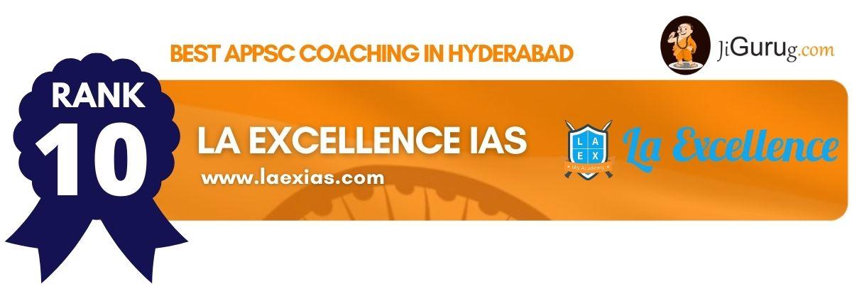 Best APPSC Coaching in Hyderabad