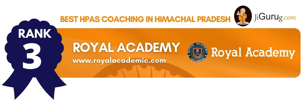 Best HPAS Coaching in Himachal Pradesh