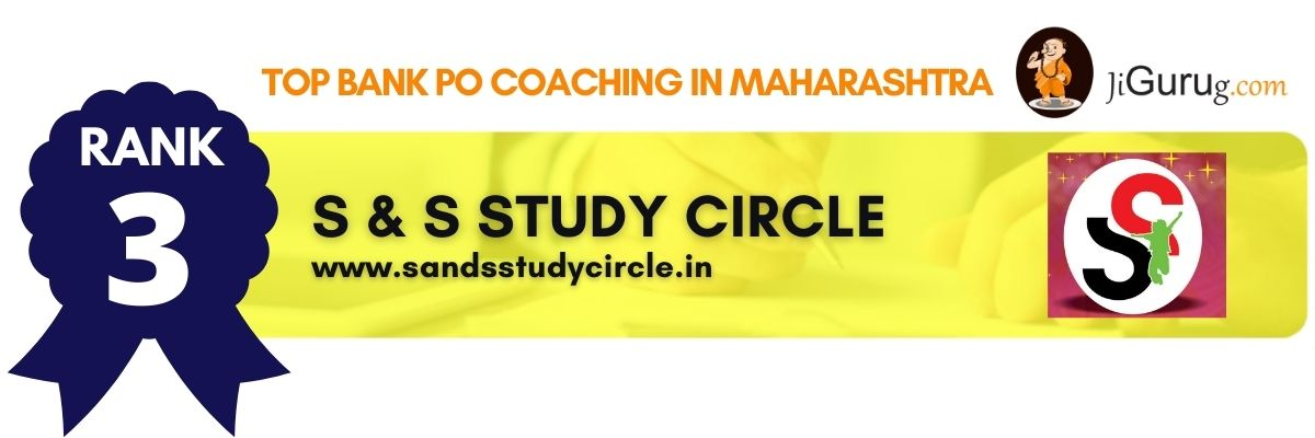 Top Bank PO Coaching in Maharashtra