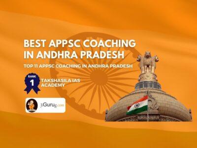 Best APPSC Coaching in Andhra Pradesh