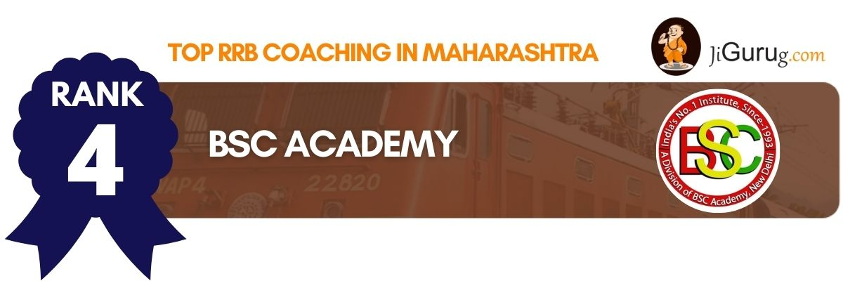 Top RRB Coaching in Maharashtra