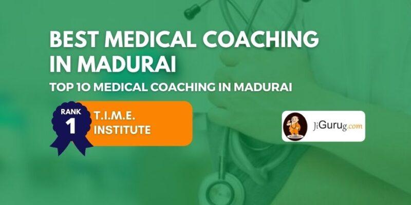 Best NEET Coaching in Madurai