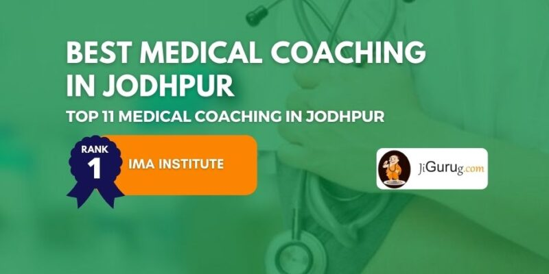 Top NEET Coaching in Jodhpur