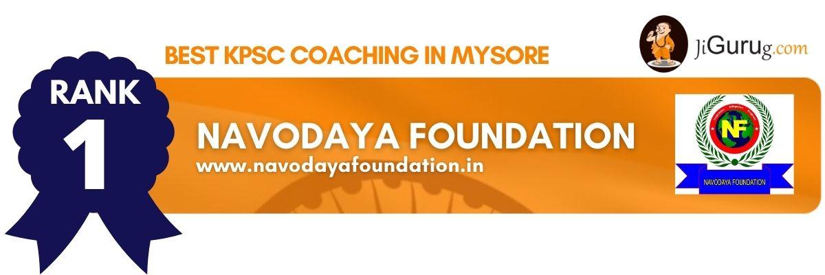 Best KAS Coaching in Mysore