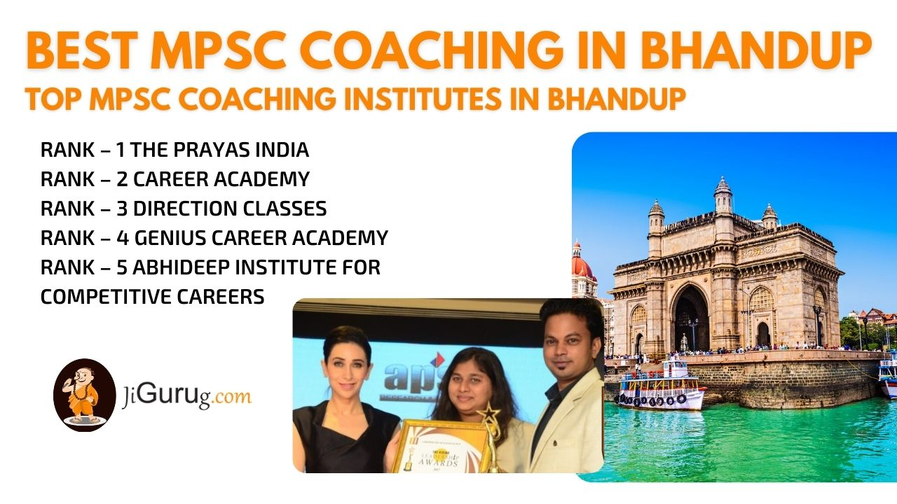 Best MPSC Coaching  in Bhandup