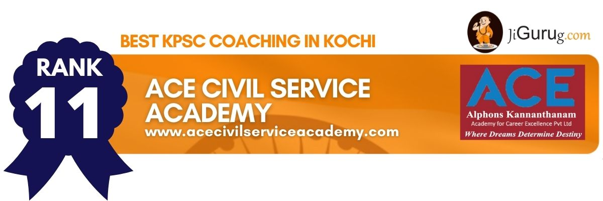 Best KPSC Coaching in Kochi