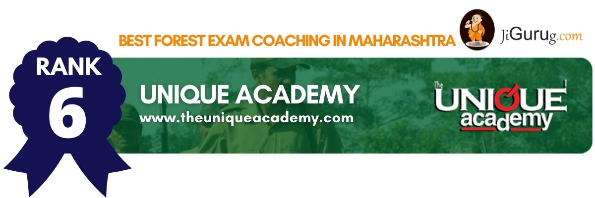 Top Forest Exam Coaching in Maharashtra