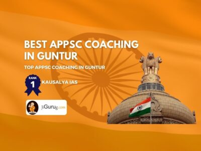 Best APPSC Coaching in Guntur