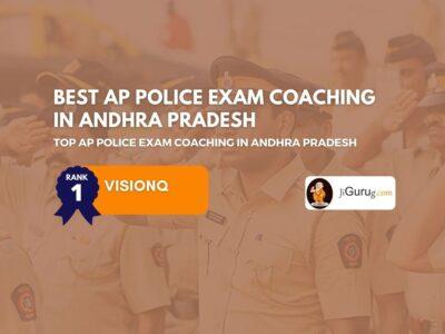 Best Police Coaching in Andhra Pradesh
