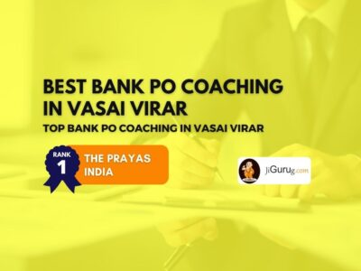 Best Bank PO Coaching Centres in Vasai Virar