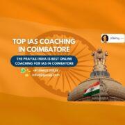 Best IAS Coaching Institutes in Coimbatore