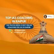 Best IAS Coaching Institutes in Raipur