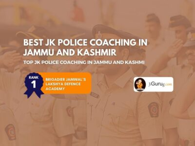 Best Police Coaching in Jammu and Kashmir