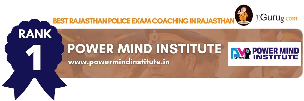 Best Police Coaching in Rajasthan