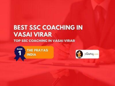 Best SSC Coaching Centres in Vasai Virar