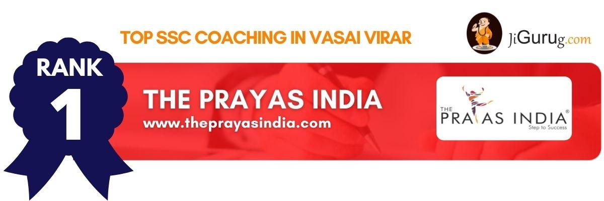 Top SSC Coaching in Vasai Virar