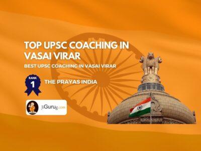 Best IAS Coaching in Vasai Virar