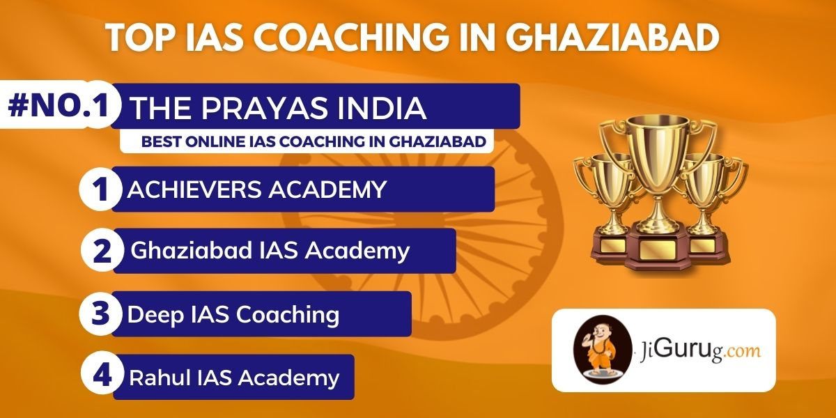 List of Top IAS Coaching Centres in Ghaziabad