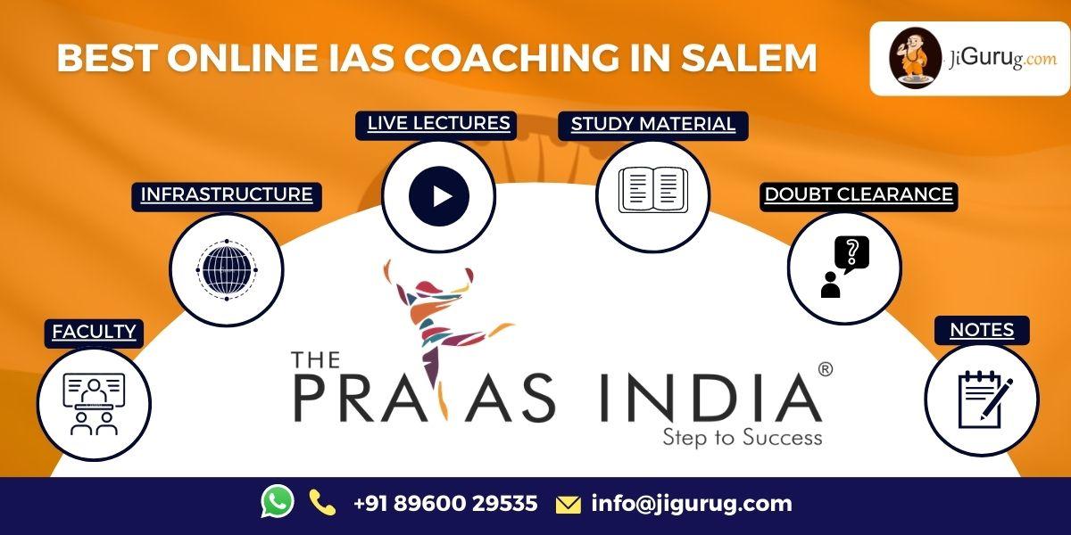 Best IAS Coaching Institutes in Salem