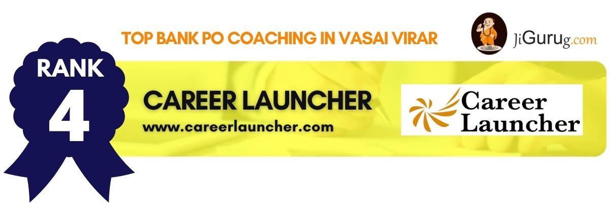 Top Bank PO Coaching in Vasai Virar