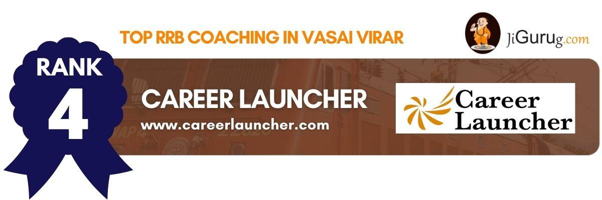 Best RRB Coaching in Vasai Virar
