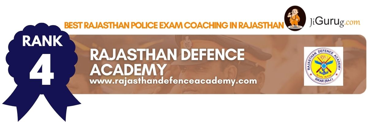 Top Police Coaching in Rajasthan