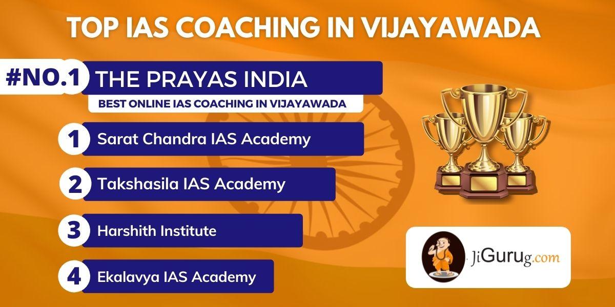 List of Top UPSC Coaching Institutes in Vijayawada