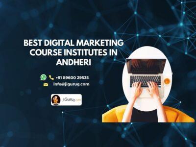 Best Digital Marketing Courses Institutes in Andheri