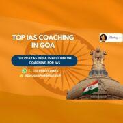 Top IAS Coaching Centre in Goa