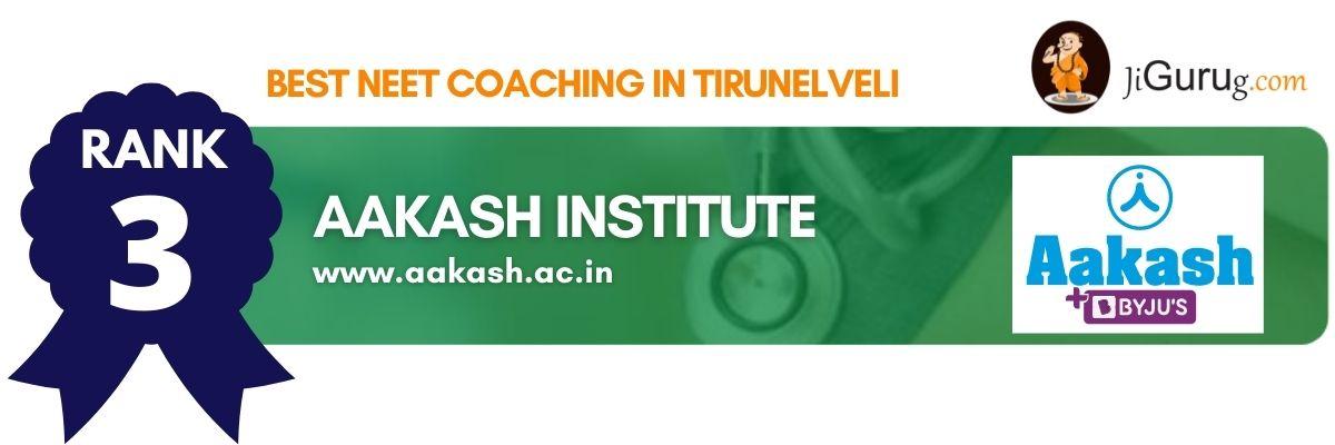 Best NEET Coaching in Tirunelveli
