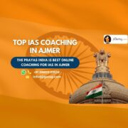 Top IAS Coaching Centres in Ajmer