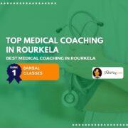 Top Medical Coaching in Rourkela