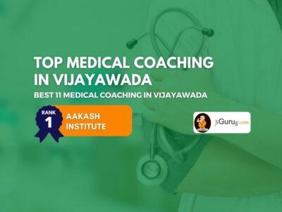 Top Medical Exam Coaching Institutes in Vijayawada