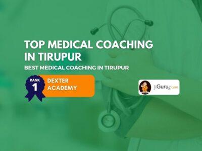 Top NEET Coaching Centres in Tirupur
