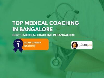 Top NEET Exam Coaching in Bangalore